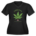 Chill420 Plus Size T-Shirt