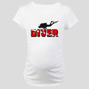 Diver Maternity T-Shirt