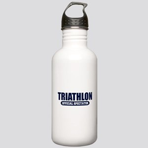 Official Triathlon Spectator Stainless Water Bottl