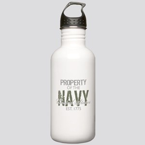 Property of the US Navy (Gree Stainless Water Bott
