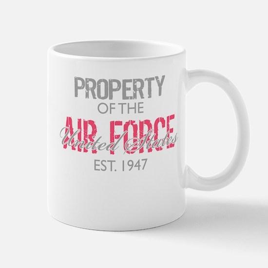 Property of the US Air Force Mug