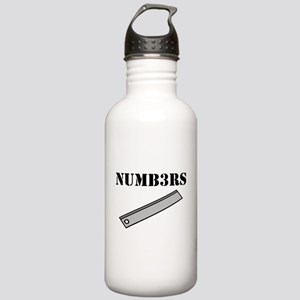 Numb3rs Rules Stainless Water Bottle 1.0L