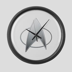 Star Trek TNG Large Wall Clock