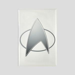 Star Trek TNG Rectangle Magnet