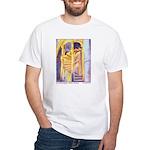 La Conciergerie Watercolor White T-Shirt