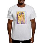 La Conciergerie Watercolor Ash Grey T-Shirt
