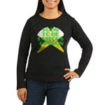 future star Women's Long Sleeve Dark T-Shirt