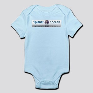 1planet1ocean Infant Bodysuit