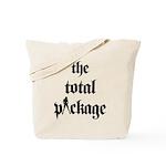 Total Package (girl) Tote Bag