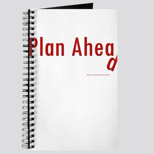Plan Ahea ... d Journal
