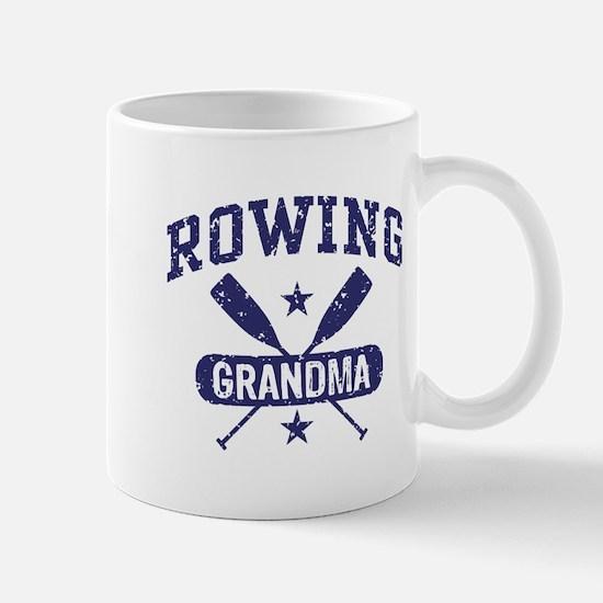 Rowing Grandma Mug