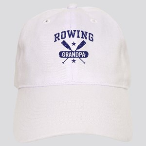 Rowing Grandpa Cap