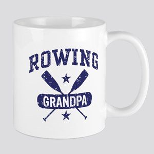 Rowing Grandpa Mug