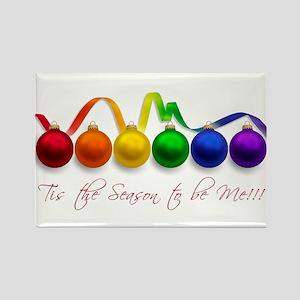 christmas pride Rectangle Magnet