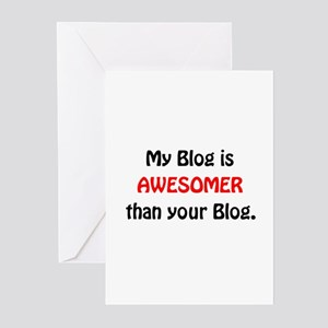 My Blog is Awesomer than your Greeting Cards (Pack