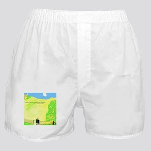 Beautiful Bloomin' Spring Boxer Shorts