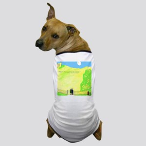 Beautiful Bloomin' Spring Dog T-Shirt