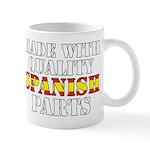 Quality Spanish Parts Mug