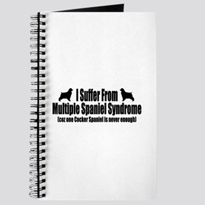 Cocker Spaniel Journal