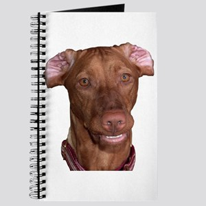 Silly Vizsla Smile Journal