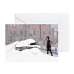 Lynn in Winter Greeting Cards (Pk of 10)