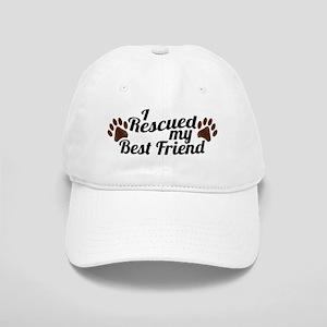Rescued Dog Best Friend Cap