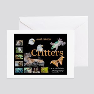 CRITTERS Greeting Card
