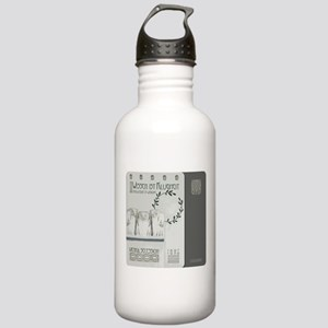 Wisdom Stainless Water Bottle 1.0L