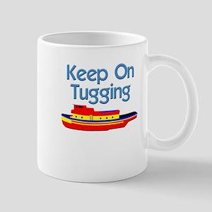 Tugboat Tug Mug