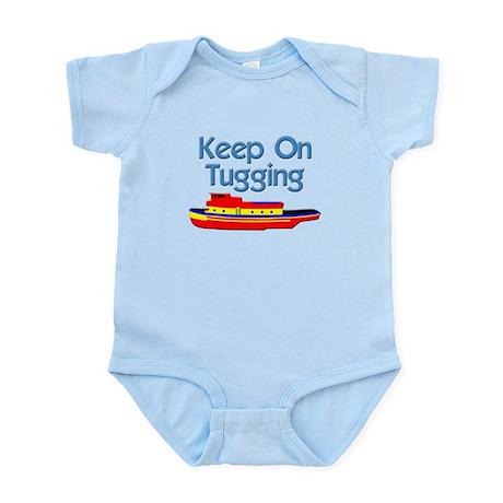 Tugboat Tug Infant Bodysuit