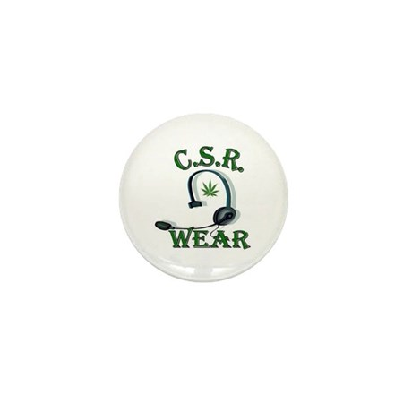 CSR Mini Button (10 pack)