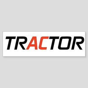 trACtor_1 Bumper Sticker