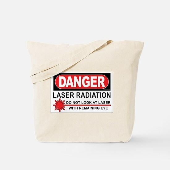 Laser Tote Bag