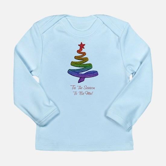 Unique Gay pride Long Sleeve Infant T-Shirt