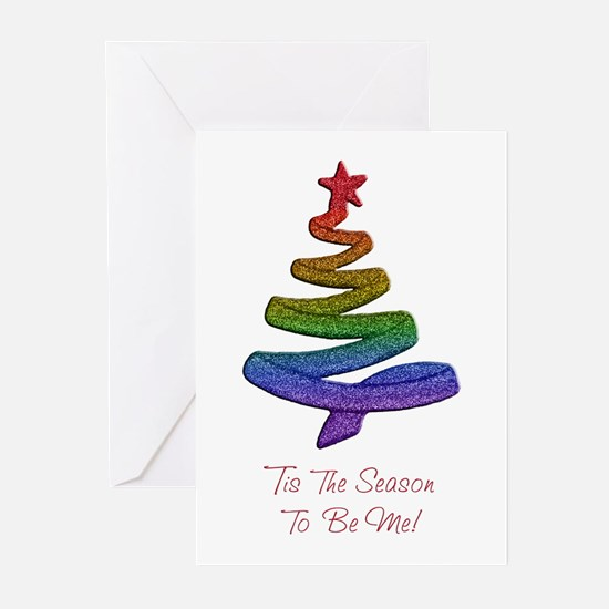 Unique Equality Greeting Cards (Pk of 10)