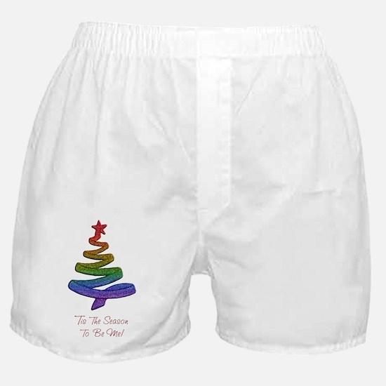Cute Gay christmas Boxer Shorts