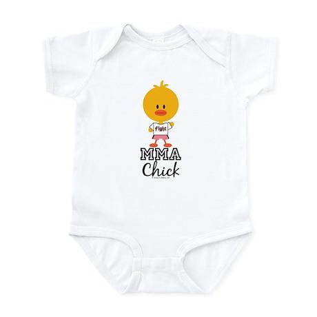 MMA Chick Infant Bodysuit