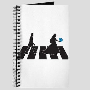 Abbey Road Weding Journal