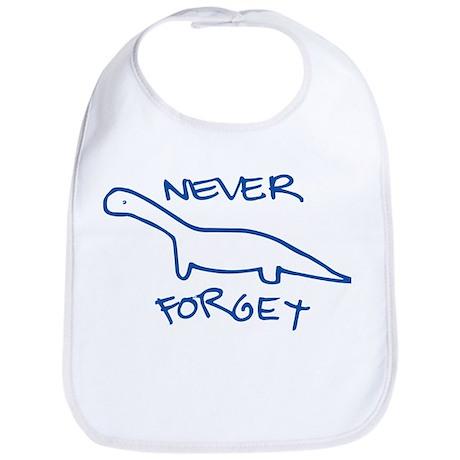 Never Forget Bib