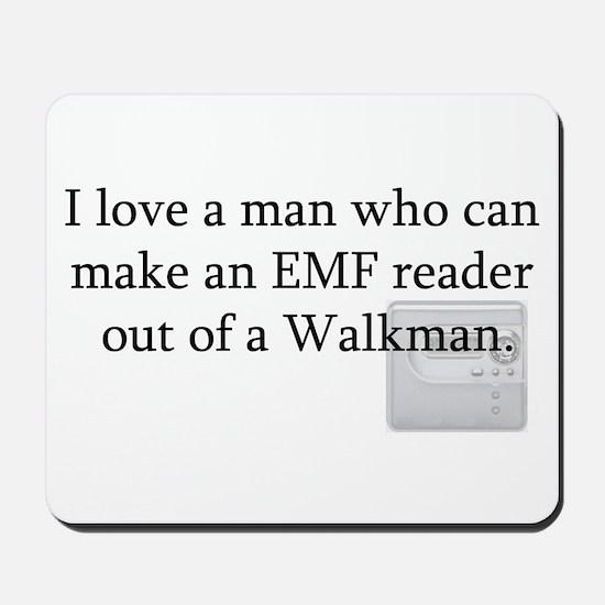EMF Readers Mousepad