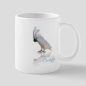 I love my cockatoo Mug