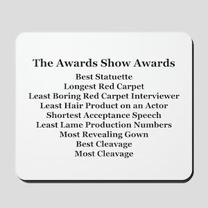 Awards Show Awards Mousepad