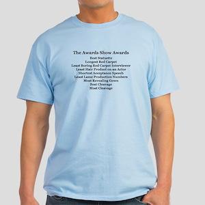 Awards Show Awards Light T-Shirt