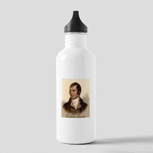 Robert Burns Portrait Stainless Water Bottle 1.0L