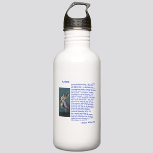 Poe Poem Alone Stainless Water Bottle 1.0L
