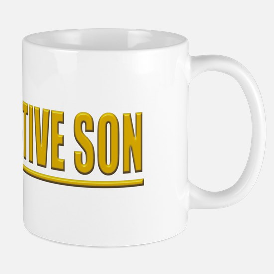 California Native Son Mug