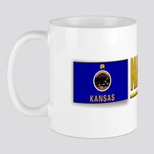 Kansas Native Son Mug