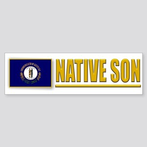 Kentucky Native Son Bumpersticker