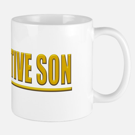 Louisiana Native Son Mug