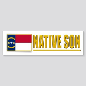 NC Naive Son Bumpersticker